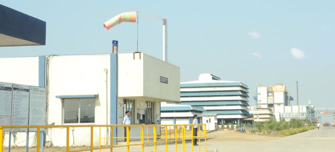 gsecl mineral descaler power plant